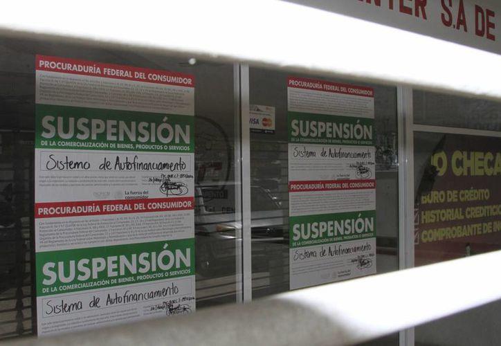 La Profeco ha recuperado aproximadamente medio millón de pesos. (Eddy Bonilla/ SIPSE)