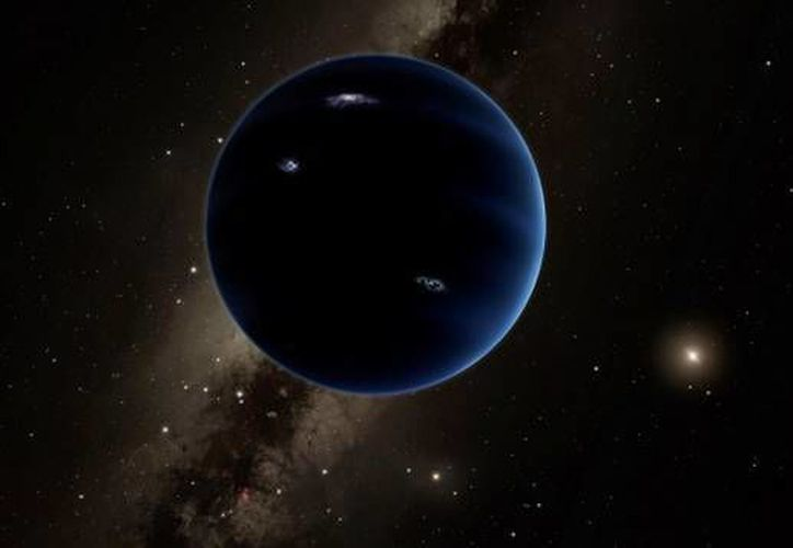 Según los científicos, el 'planeta nueve' formaría parte de los planetas congelados que se encuentran más allá de Neptuno. (Imagen/ ANSA)