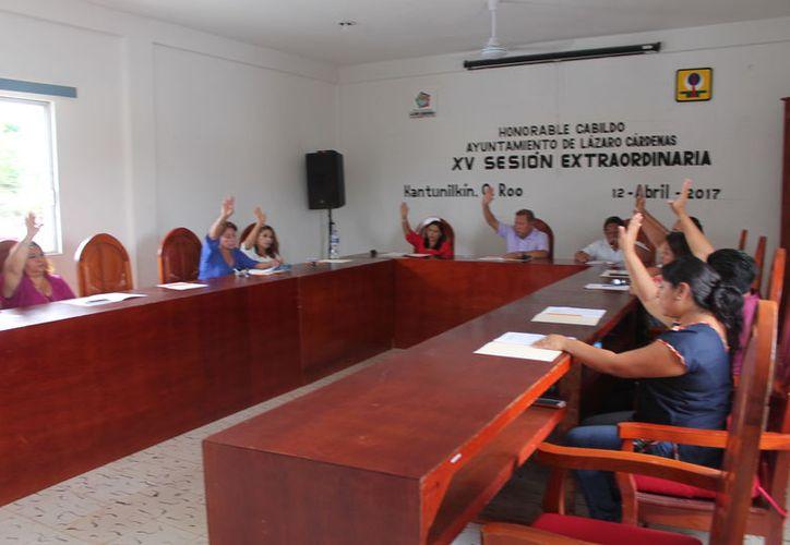 La desindexación se aprobó en sesión extraordinaria de Cabildo. (Gloria Poot/SIPSE)