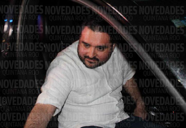 Mauricio Rodríguez Marrufo acudió ante el Juzgado Tercero de Distrito, con sede en Cancún. (Joel Zamora/SIPSE)