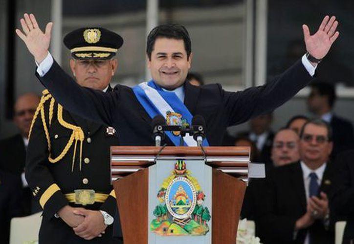 El mexicano Everaldo Enrique Figueroa fue sentenciado por intentar asesinar al presidente de Honduras, Juan Orlando Hernández. (Milenio)