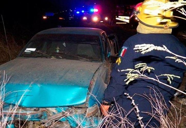 Debido a los constantes accidentes, con víctimas mortales, es común que en las carreteras se den apariciones fantasmales. La imagen es de contexto.  (Archivo/SIPSE)