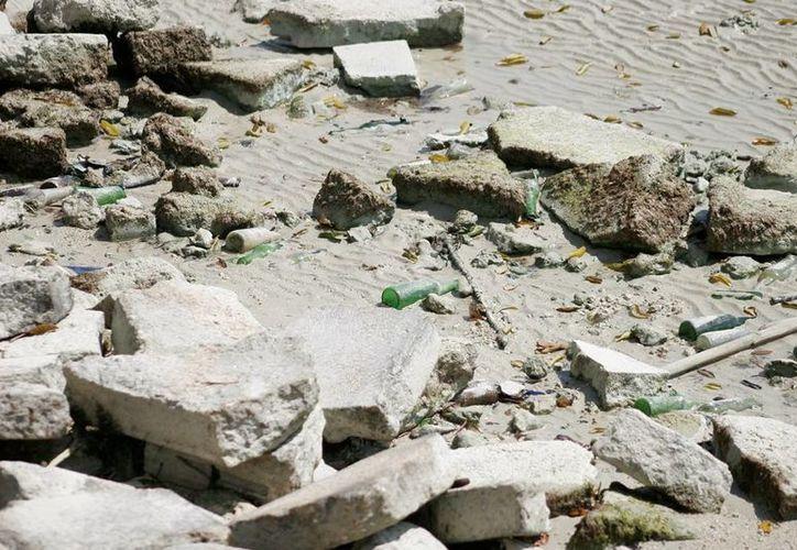 Es preocupante la contaminación en la cuenca del río Hondo. (Edgardo Rodríguez /SIPSE)