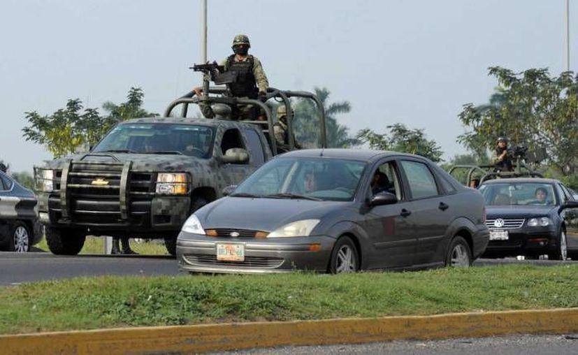 El arresto se realizó en la garita comercial de la frontera de Nogales. (Notimex/Foto de contexto)