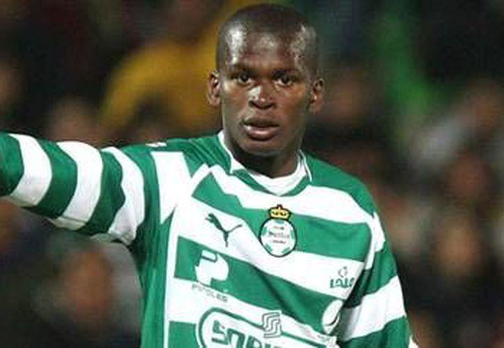Quintero (en la foto) anotó, pero su compañero Juan Pablo Rodríguez falló un penal. (www.record.com)