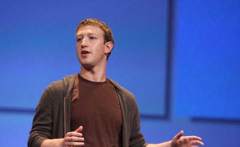El creador de la red social cuenta con el 60% de las acciones de la empresa. (Wikimedia Commons)