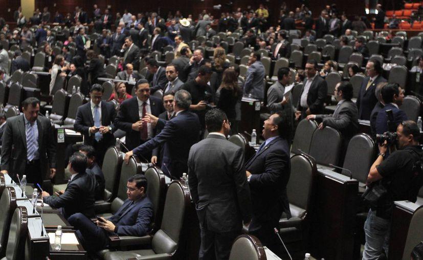 La Cámara de Diputados se consolidó durante los últimos 28 meses como la legislatura de las reformas constitucionales. (Archivo/Notimex)