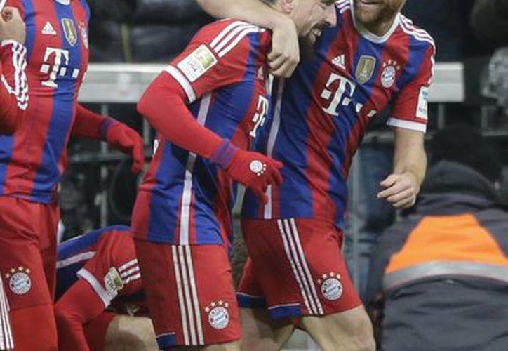 Ribery llegó al Bayern en 2007 procedente del Olympique de Marsella. (Foto: AP)