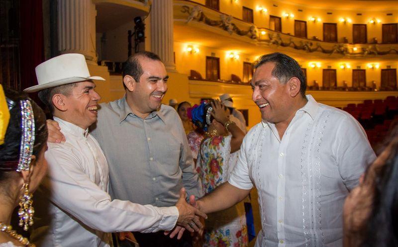 Víctor Caballero llama a convertir Mérida en una potencia turística. (SIPSE)