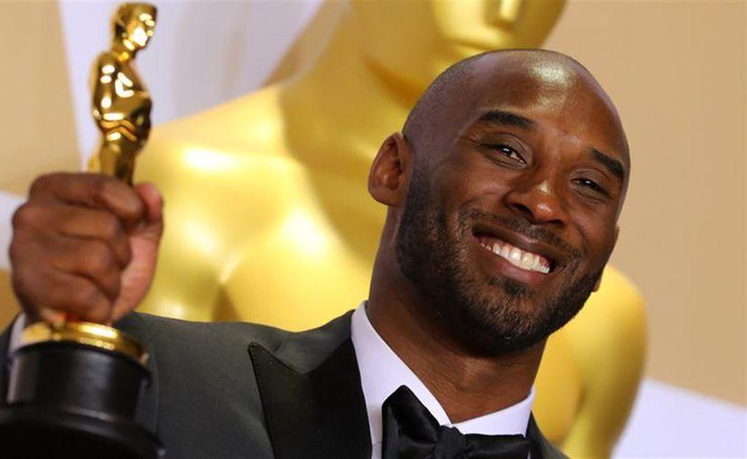 El ex basquetbolista Kobe Bryant ganó un Oscar  en la categoría a Mejor Cortometraje Animado. (Foto: La Nación)
