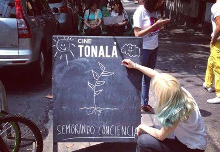 El festival de Cine Consciente se llevó a cabo en al Ciudad de México el 15 y 16 de junio, en el Cine Tonalá. (Foto/Internet)