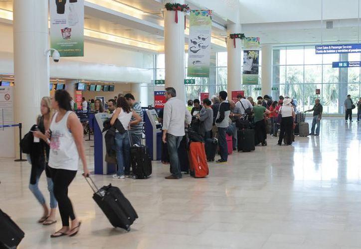 La capacidad que tendrá esta terminal será de nueve millones de pasajeros al año. (Redacción/ SIPSE)
