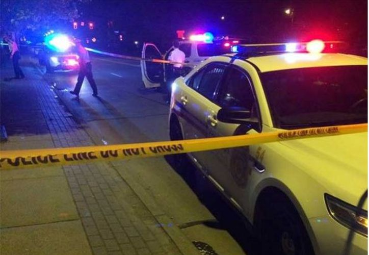 La policía recibió una llamada advirtiendo de la incidencia a las 3:20 de la mañana. (Excélsior)
