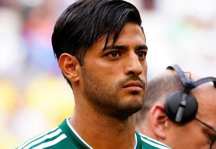 Vela asegura que si Osorio sigue al frente de la Selección, si lo van a apoyar los jugadores. (Jam Media)