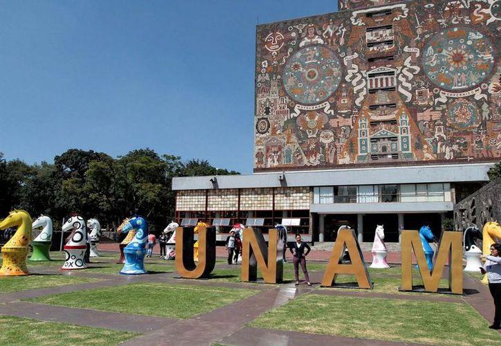 Universidad Nacional Autónoma de México. (Notimex)