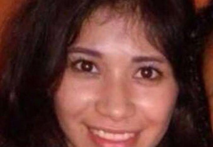 Diana Laura Estrella Pérez fue vista por última vez en su casa en el fraccionamiento Bosque Real el domingo a las nueve de la noche. (Cortesía)