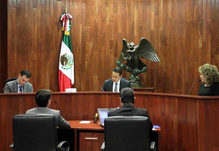 El programa, producido por el Tribunal Electoral, se transmitirá todos los jueves. (Archivo/Notimex)