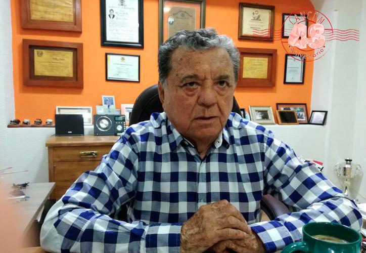 La sociedad cancunense levantó la voz y entre ellos Lara Lara, para que las autoridades fueran personas residentes de Cancún. (Redacción)