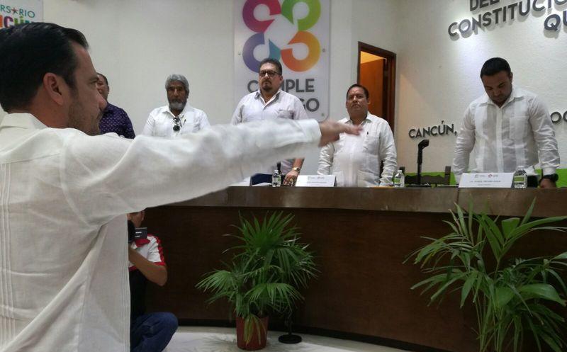 Rodríguez Marrufo detenido por colaboración con Roberto Borge
