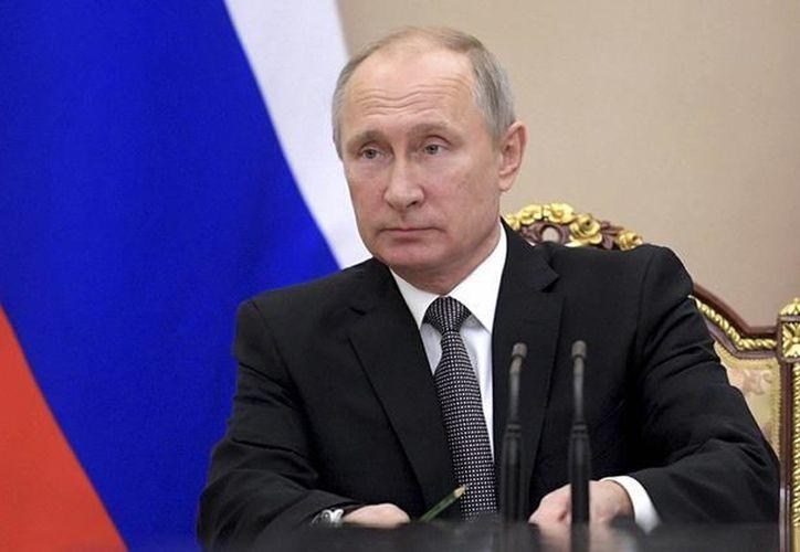 El operativo antiterrorista ruso en Siria se desarrolla desde septiembre del 2015. (Contexto)