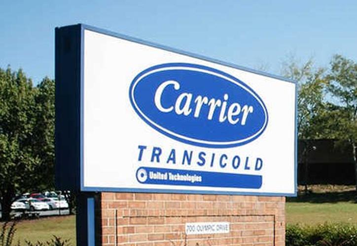 La empresa Carrier anunció que a fin de este año despedirá a más de 600 empleados en Estados Unidos. (El Financiero)