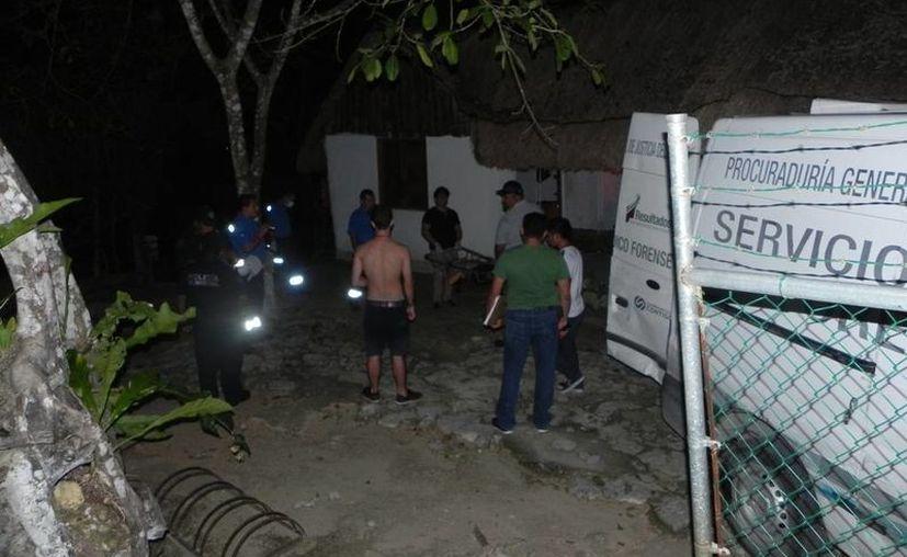 Dos personas perdieron la vida al realizar un tour nocturno dentro en las aguas de un cenote de Playa del Carmen. (Redacción/SIPSE)