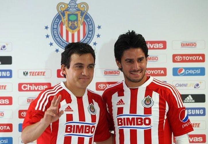 Márquez (derecha) está evolucionando satisfactoriamente. (Facebook)