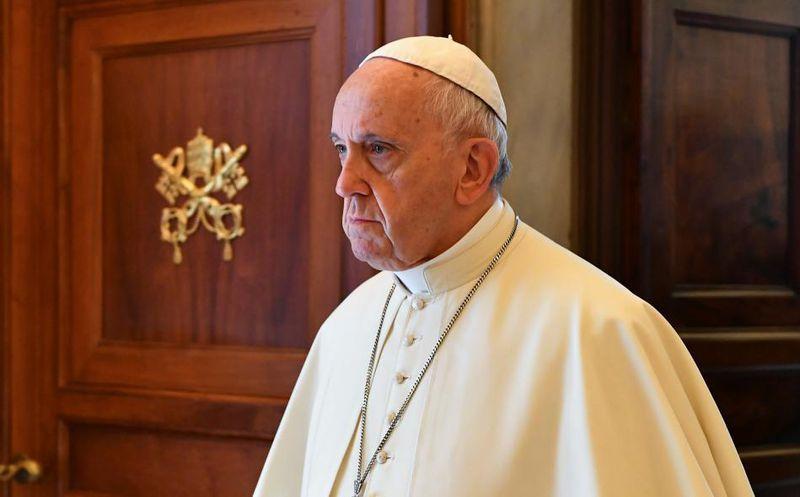 El Papa Francisco, atrapado durante 25 minutos en un ascensor del Vaticano