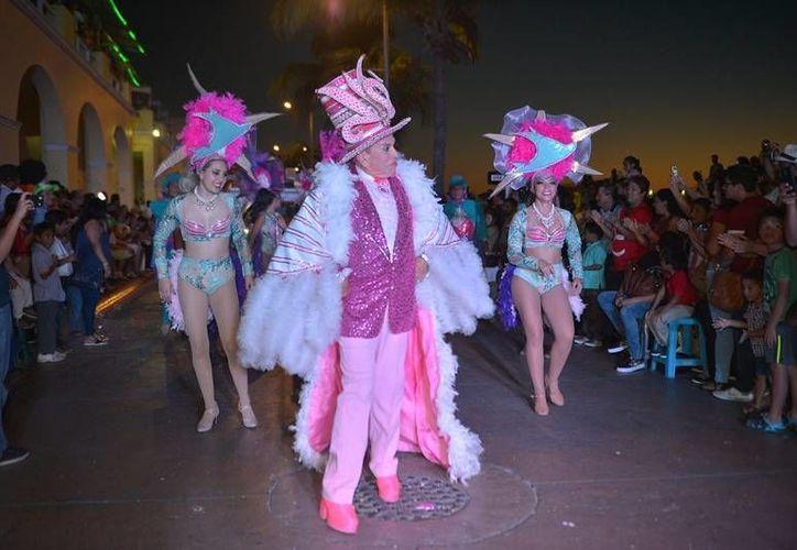 El gobernador destinó  siete millones de pesos para las festividades. (Foto: Gustavo Villegas)