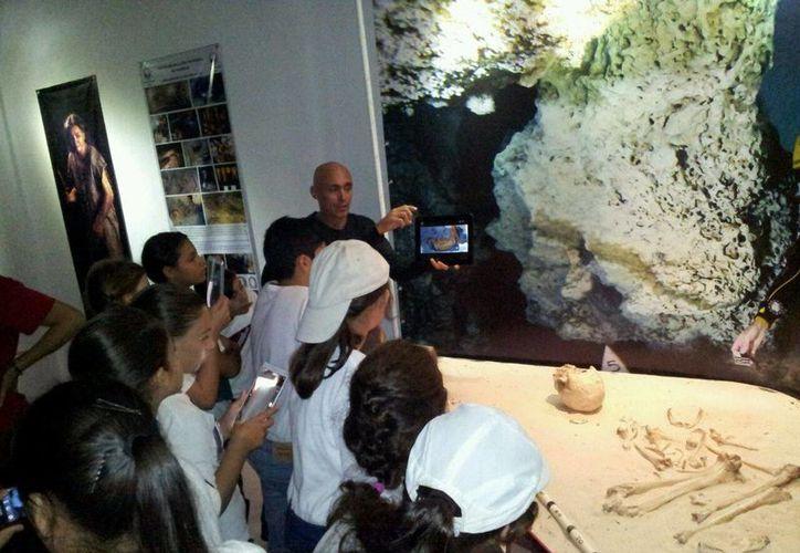 El Museo de la Prehistoria se ubica en la carretera de Tulum-Playa del Carmen. (Cortesía/Alejandro Elizondo)