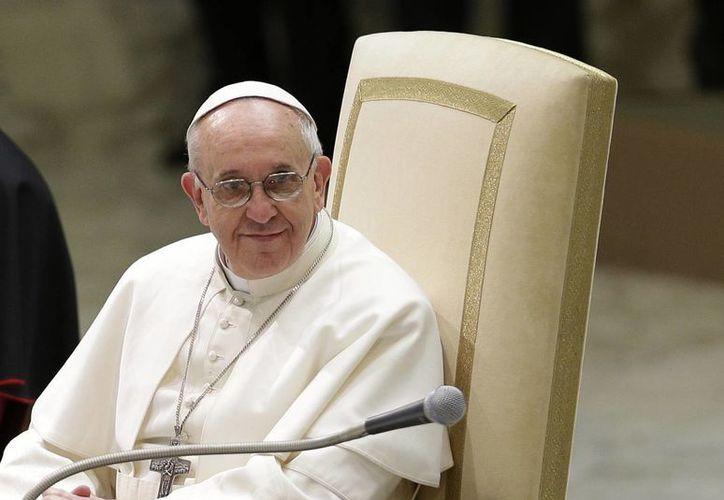 """Bergoglio reconoció que algunos obispos """"más lúcidos, y que se la jugaron mucho"""". (Agencias)"""