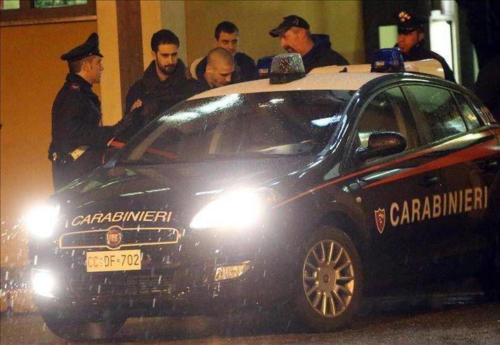 En el operativo participaron cientos de agentes de la policía, de los carabineros y de la guardia de finanzas. (twitter.com/Demopanama)