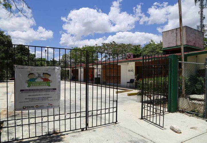 El centro se encuentra en la Región 507, en el cruce de las calles Holbox y Xhazil. (Jesús Tijerina/SIPSE)