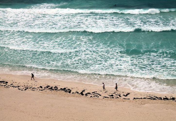 Por su clima tropical y sus bellezas naturales, es el sitio preferido de los visitantes para pasar fechas importantes. (Israel Leal/SIPSE)