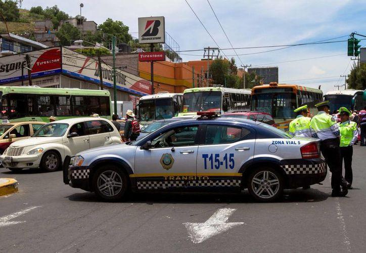 La policía dijo no haber realizado operativos en la comunidad el día de la desaparición. (Imagen de contexto/Archivo/Notimex)