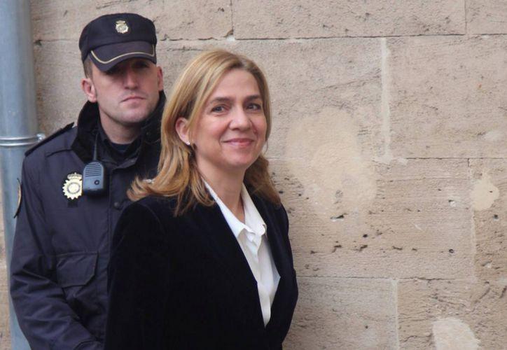 La hija de los reyes Juan Carlos y Sofía fue apartada hace dos años de la agenda oficial de la Casa Real. (Archivo/Notimex)