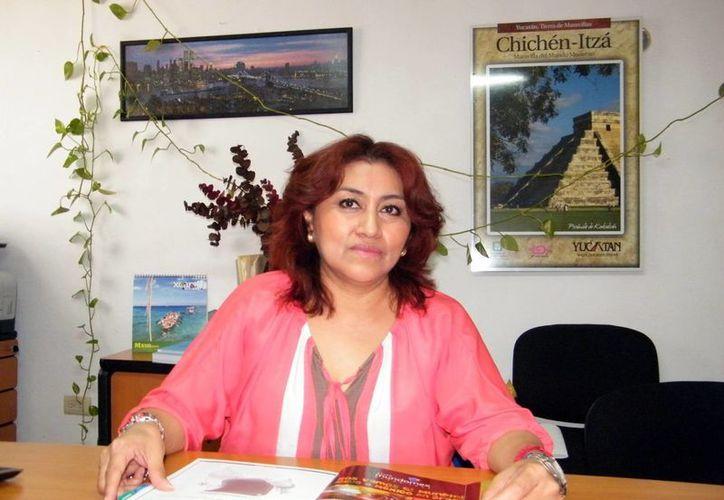 Rosa María Sánchez Cordero, dirigente de la Approtuy, aseguró que se reunirán con la Profeco para pedir sanciones a las empresas irregulares. (Milenio Novedades)