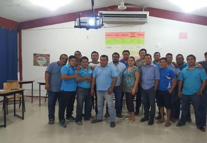 El curso fue impartido por el Instituto de Capacitación para el Trabajo y la Secretaría de Turismo estatal. (Javier Ortiz/SIPSE)
