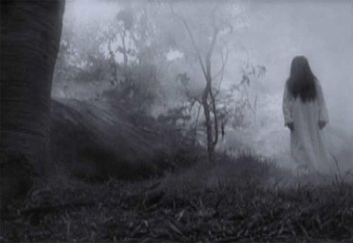 En redes sociales se compartió un video de una supuesta aparición paranormal. (Foto: Chilango.com)
