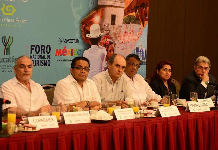 El foro se realizará del 23 al 25 de febrero. (Luis Pérez/SIPSE)