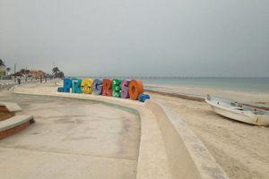 Densa neblina cubrió casi todo Yucatán