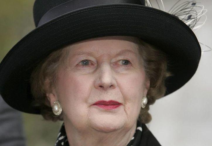 La exprimera ministra de Inglaterra entró a la política en 1959. (Archivo/EFE)
