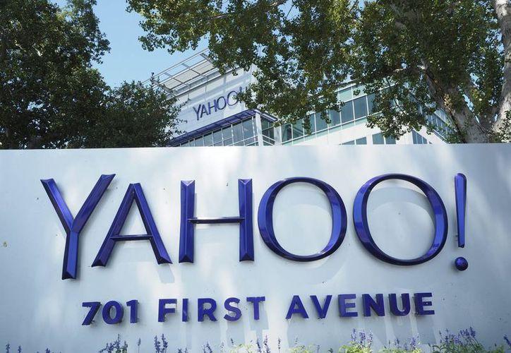 Yahoo anunció que cerrará sus oficinas en la Ciudad de México como parte de un drástico plan de recortes. Las instalaciones de la imagen son en California. (EFE)