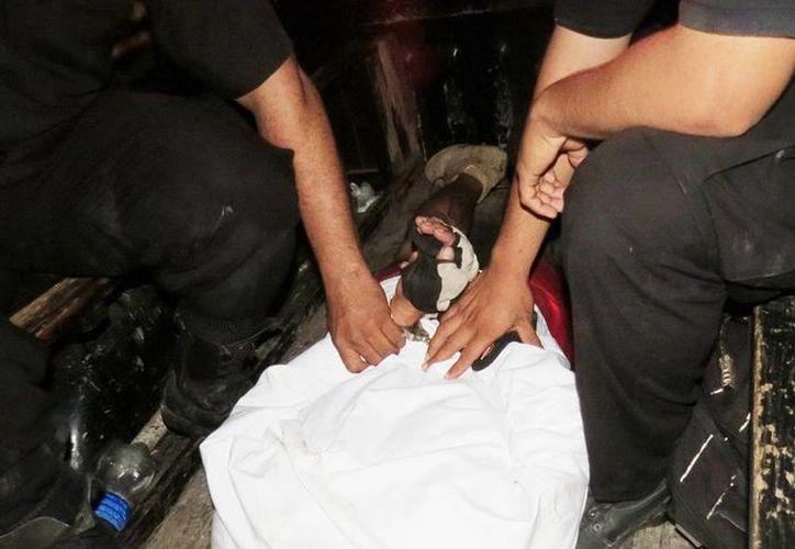 La SSP realizó un operativo en la zona de Tixcacal Opichén y arrestó a tres jóvenes sospechosos de la muerte de Gustavo. (Foto de contexto/Milenio Novedades)
