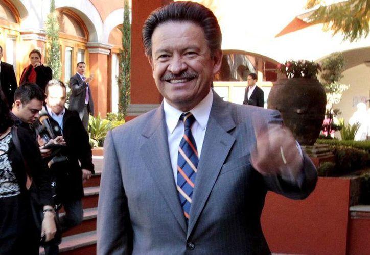 Carlos Navarrete, líder nacional del PRD, afirmó que es necesario abrir el debate sobre la marihuana para su regulación y no convertirlo en un tema tabú. (Notimex)