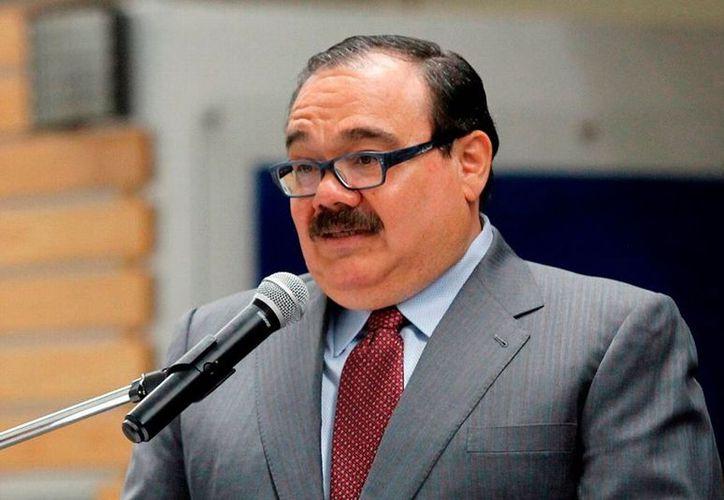 Jorge Carlos Ramírez Marín cuenta con el apoyo de la militancia de Tecoh, del VI yl XIV Distritos de Yucatán. (SIPSE)