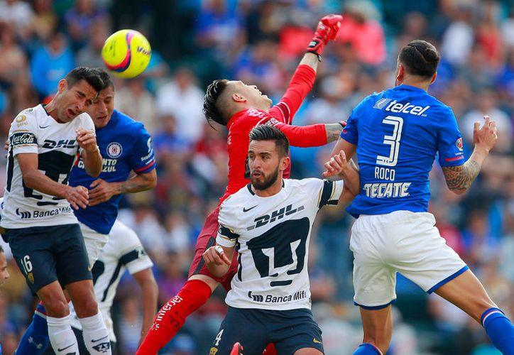 La Máquina no ofreció ante Pumas el mismo nivel de juego que en su encuentro contra los Tuzos. (JamMedia)
