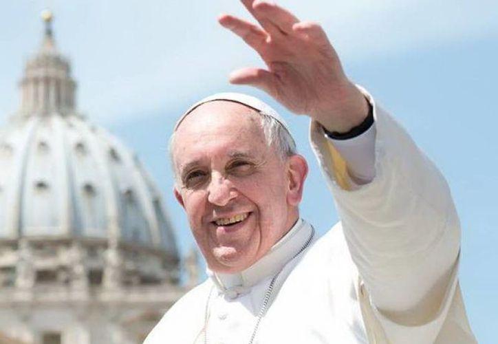 La Iglesia precisó que el Papa Francisco vendrá a México en febrero de 2016. (Agencias)