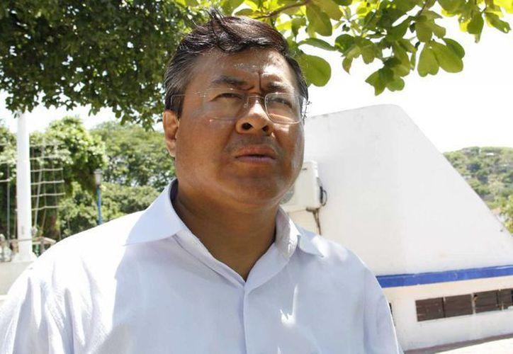 Rolando Vásquez Castillejos, líder perredista y dirigente de la Coalición Obrero Campesino Estudiantil del Istmo, recibió dos disparos en el pecho. (posta.com.mx)