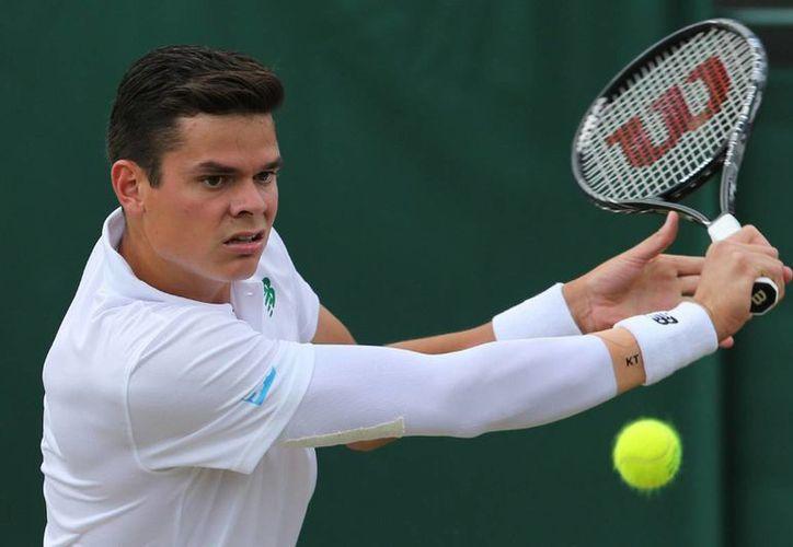Milos Raonic será una de las principales ausencias en el torneo Roland Garros. (thestar.com/Foto de archivo)